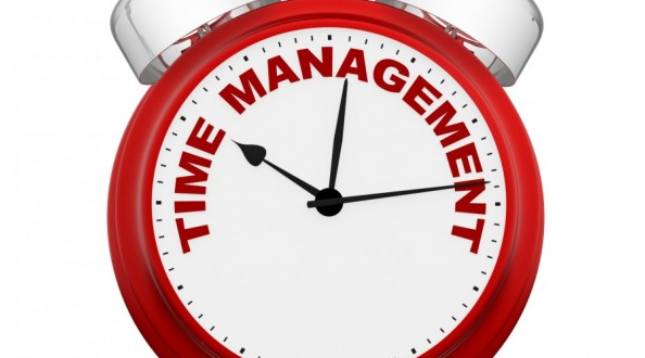 Time Management is a MajorKey
